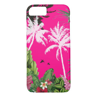 Tropical Pink Phone Case