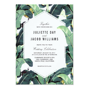Destination wedding invitations announcements zazzle ca tropical plantation destination wedding invitation junglespirit Choice Image