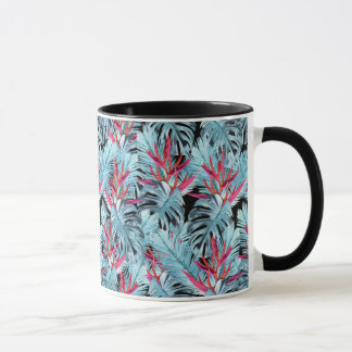 Tropical plants 1 mug