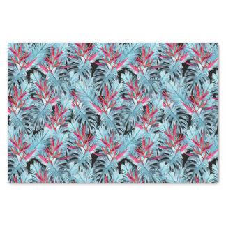 Tropical plants 1 . tissue paper