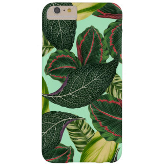Tropical Plants Barely There iPhone 6 Plus Case