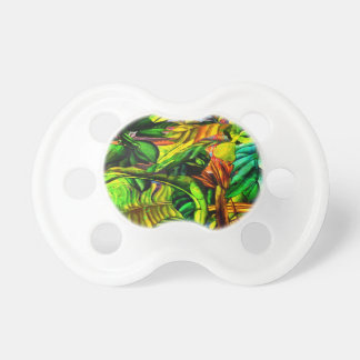 Tropical Plants Pacifier