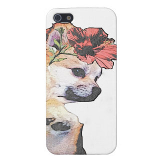 Tropical Pom - iPhone Case (White) Case For iPhone 5/5S