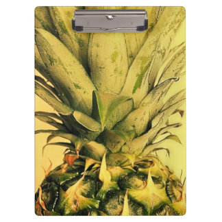 Tropical Portrait Clipboard
