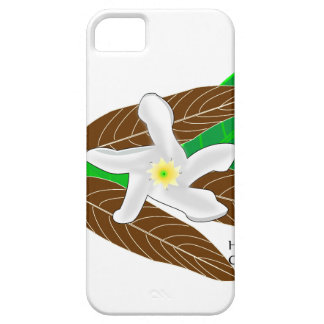 Tropical Rainforest Flower iPhone 5 Cover