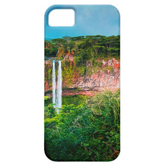 Tropical Rainforest Waterfall iPhone 5 Case