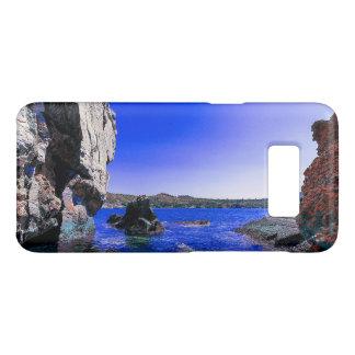 Tropical Rocky Lagoon Case-Mate Samsung Galaxy S8 Case