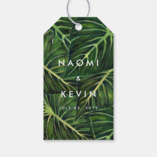 Tropical Romance / Tag Pack Of Gift Tags