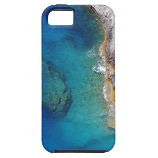 Tropical Rugged Coral Reef iPhone 5/5S Cases