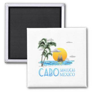 Tropical Sailing Cabo San Lucas Mexico Magnet