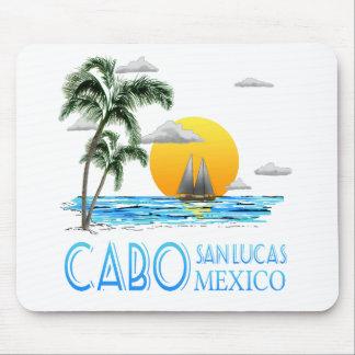 Tropical Sailing Cabo San Lucas Mexico Mouse Pad