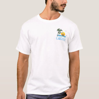 Tropical Sailing Cabo San Lucas Mexico T-Shirt