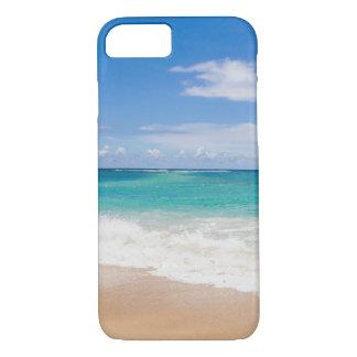 Tropical sandy beach iPhone 8/7 case