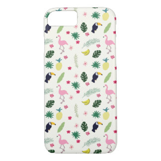 TROPICAL SEAMLESS PATTERN Case-Mate iPhone CASE