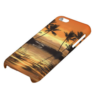 Tropical Seascape Glossy iPhone 5C Case