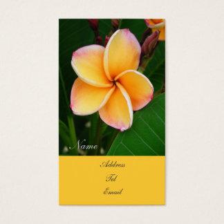 Tropical Senses Business Card