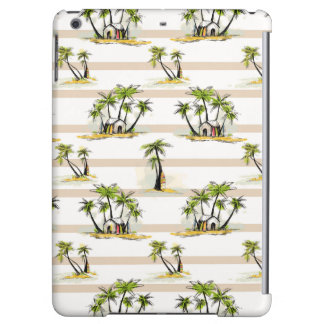 Tropical Shack And Palms iPad Air Covers