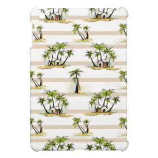 Tropical Shack And Palms iPad Mini Case