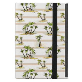 Tropical Shack And Palms iPad Mini Cover