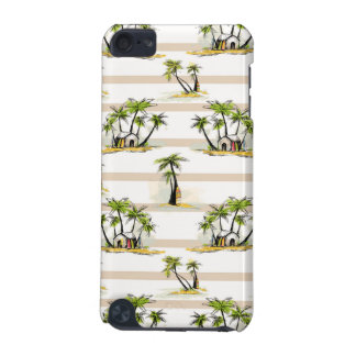 Tropical Shack And Palms iPod Touch (5th Generation) Case