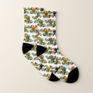 Tropical Socks (Choose Colour) 1