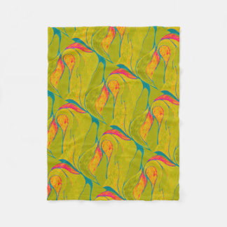 Tropical Splash Blanket
