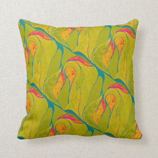 Tropical Splash Pillow