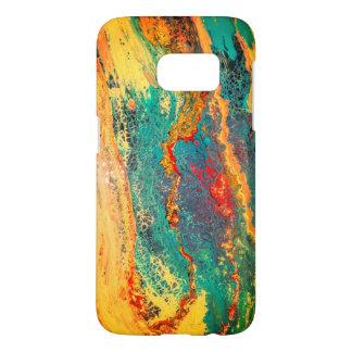Tropical Splash Samsung Galaxy S7 Case