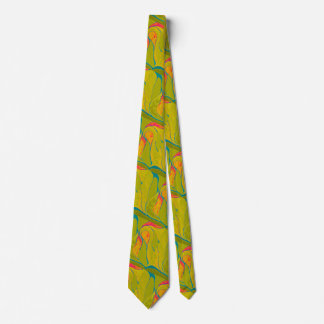 Tropical Splash Tie