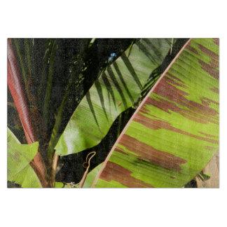 tropical splendor cutting board