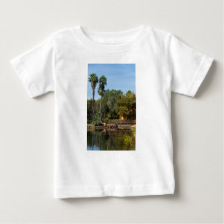 Tropical Springs Paradise Baby T-Shirt