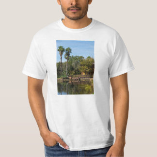 Tropical Springs Paradise T-Shirt