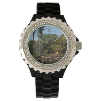 Tropical Springs Paradise Wrist Watches
