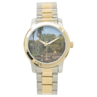 Tropical Springs Paradise Wristwatch