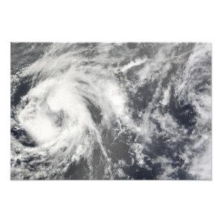 Tropical Storm Josephine Photographic Print