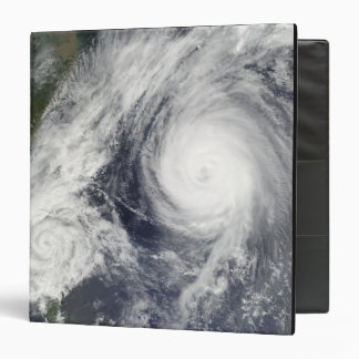 Tropical Storm Parma and Super Typhoon Melor Binders