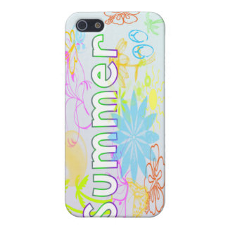 Tropical Summer  iPhone 5/5S Cases
