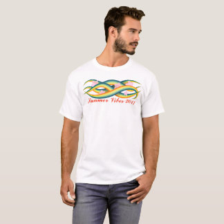 Tropical Summer Island Tentacles T-Shirt