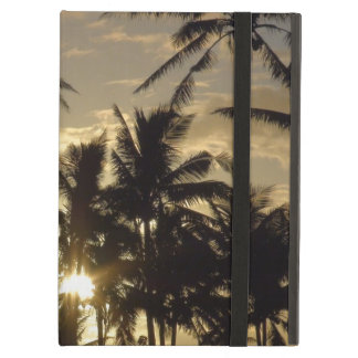 Tropical Sunrise (Fiji) iPad Air Cases