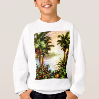 Tropical Sunrise Sweatshirt