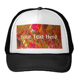 Tropical Sunset Ammolite Trucker Hat