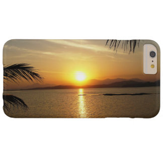 Tropical Sunset Barely There iPhone 6 Plus Case