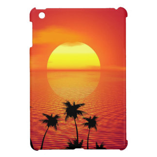 Tropical Sunset Cover For The iPad Mini