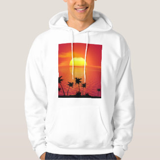 Tropical Sunset Hoodie