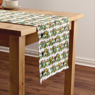 Tropical Table Runner