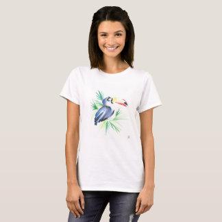 Tropical Toucan Art T-shirt