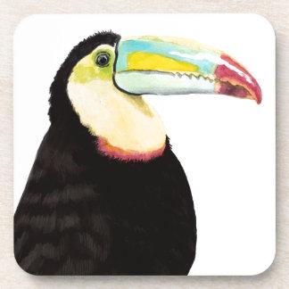 Tropical Toucan Bird Coaster
