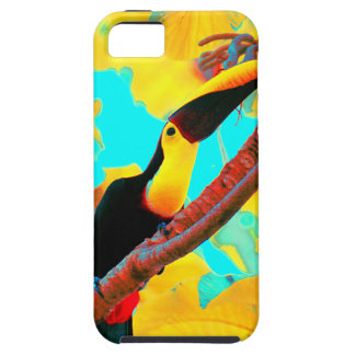 Tropical Toucan Bird iPhone 5 Cases