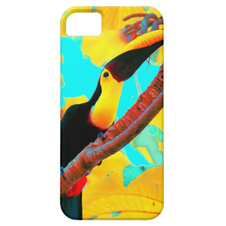 Tropical Toucan Bird iPhone 5 Cover
