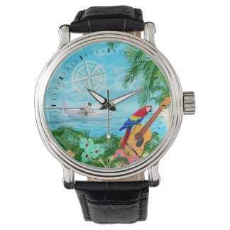 Tropical Travels Watches
